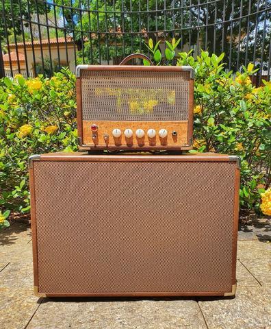 Amplificador Guitarra Gato Preto Classics (Vira Lata)