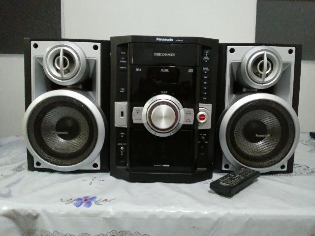 Aparelho De Som Panasonic 250 W Rms Em Excelente  Ud83e Udd47