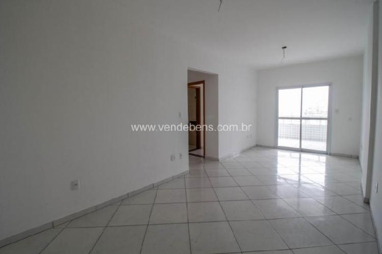 Apartamento 2 quartos 1 suíte na Guilhermina, Praia Grande