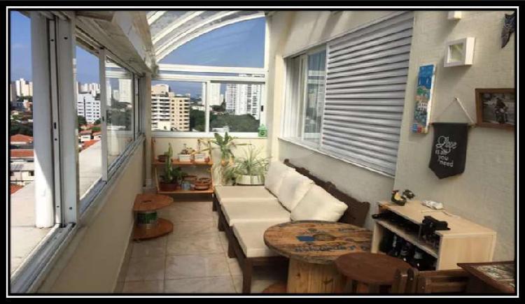 Apartamento com Living amplo e iluminado, 02 Dorms,1 suíte,