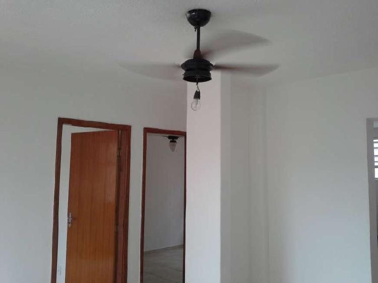 Apartamento para aluguel com 46 metros quadrados com 2