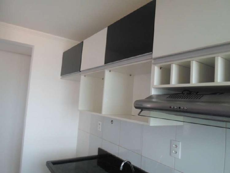 Apartamento para aluguel possui 48 metros quadrados com 2