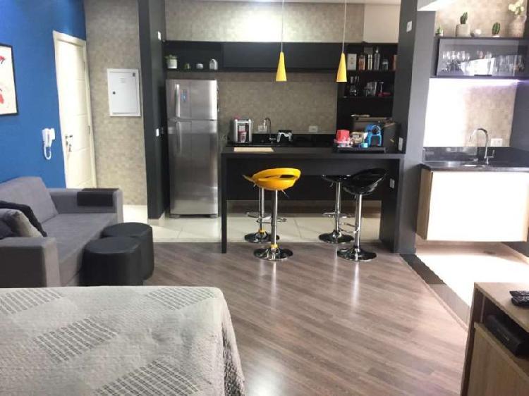 Apartamento para locação no condompinio Loft Uno, Parque