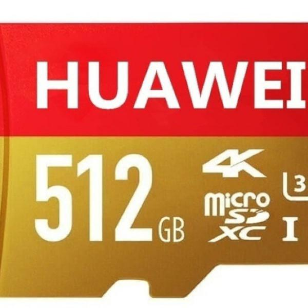 Cartão de Memoria micro-Sdxc 4k 512GB U3 classe 10
