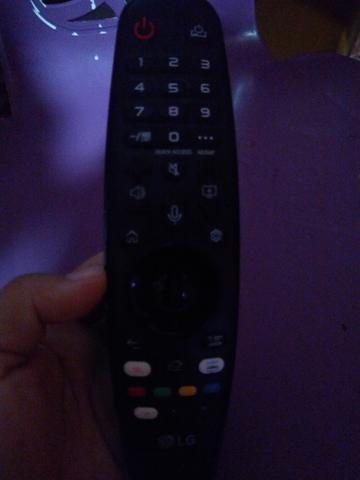 Controle remoto da TV LG tv inteligente original