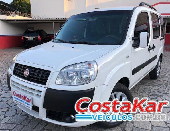 FIAT Doblo ATTRACTIVE 1.4 Fire Flex 8V 5p Flex - Gasolina e