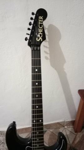 Guitarra Shecter super strato anos 90