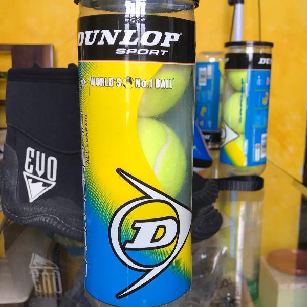 bola de tennis dunlop championship allsurface c/ 03 uni. -