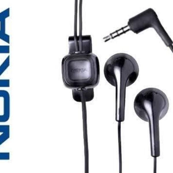 fone de ouvido nokia original n8 c3 x3 e5 e7 3120 500 n9