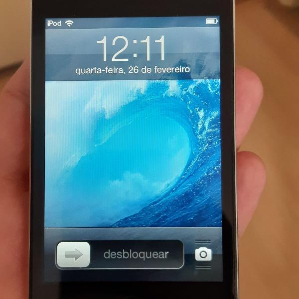 ipod touch 4ª geração 32gb