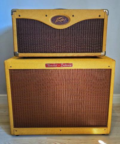 Amplificador Head Peavy Modelo Classic 30 valvulado Made In