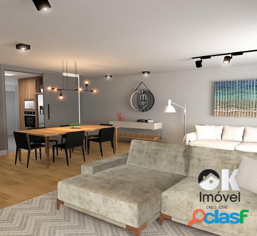 Apartamento: 103m², 2 suítes e 2 vagas – Jardim Paulista