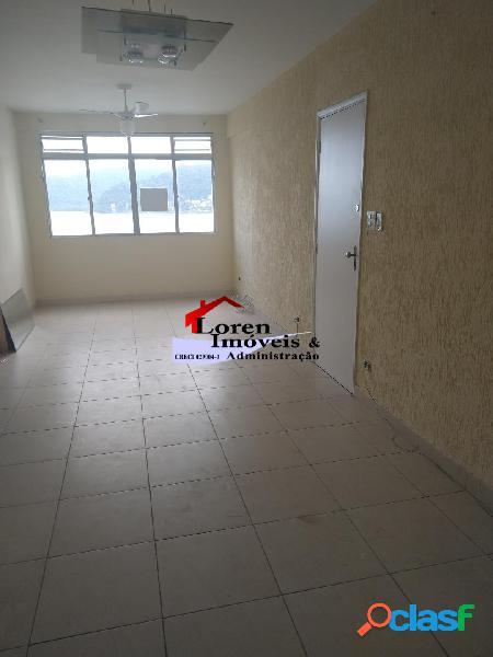 Apartamento 2 dormitórios com Vista para o Mar Gonzaguinha