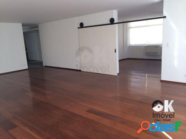 Apartamento: 390m², 4 suítes e 3 vagas – Jardim Paulista