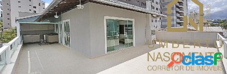 Apartamento mobiliado para locação no bairro Ponta Aguda