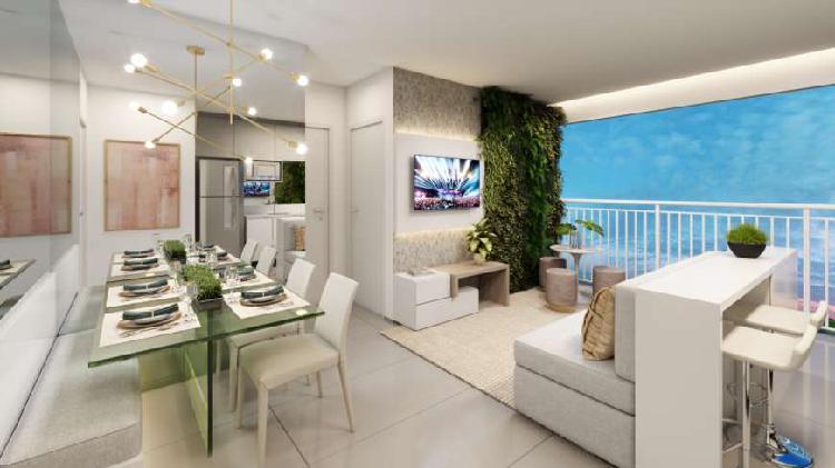 Apartamentos de 2 Quartos com Varanda, ultimas unidades a