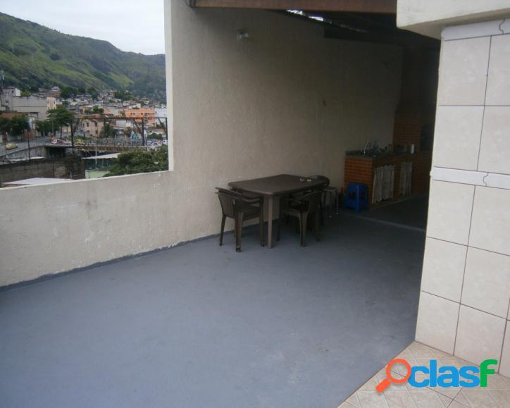CASA 4 Quartos, Duplex, Garagem, Terraço, QUINTINO. Vendo