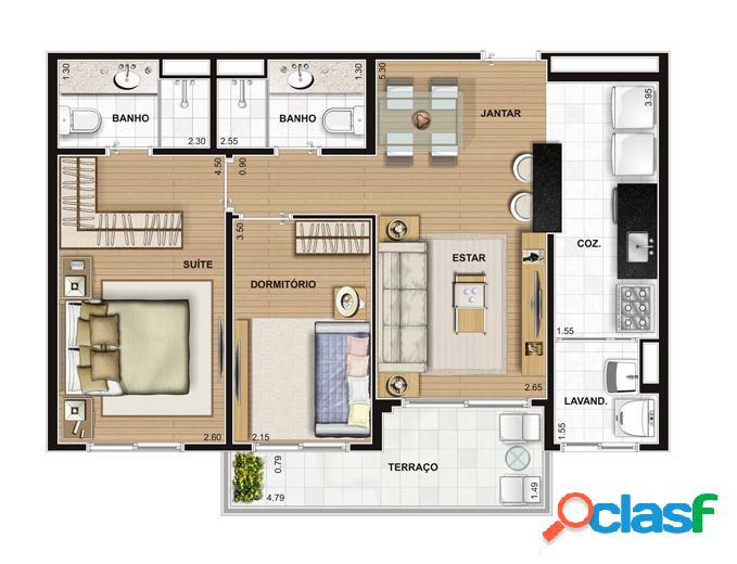 Lançamento Apartamento Morumbi R$ 636.100,00