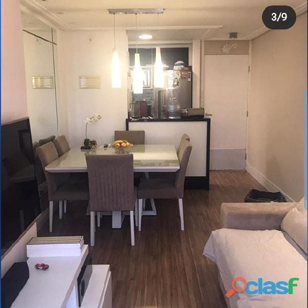 Lindo Apartamento 3 Dormitórios 61 m² na Vila Prudente