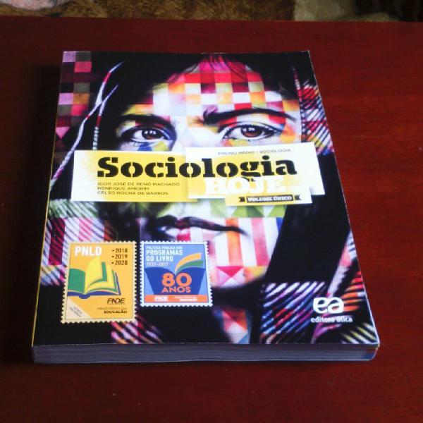 Livro Sociologia Hoje