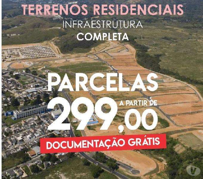 Terrenos e Lotes em Nova Iguaçu-RJ.