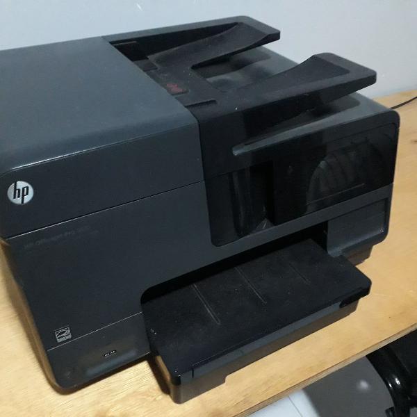 impressora multifuncional hp officejet pro 8610 - wifi + usb