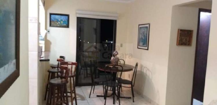 Apartamento 02 dorm 01 suite em Caraguatatuba praia Martim