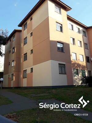 Apartamento com 2 quartos no Condomínio Residencial Carlos