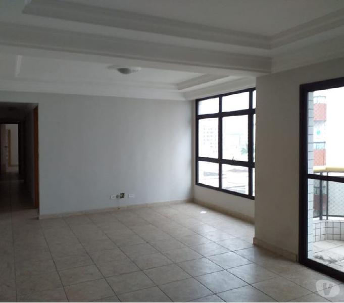 Apartamento na Guilhermina 3 quartos 2 suítes 2 vagas