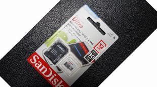 CARTÃO DE MEMÓRIA SANDISK 32GB CLASSE 10