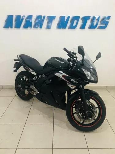 Ninja 650 R 2012 Preta