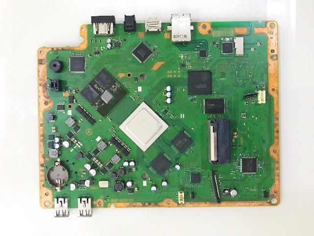 Placa Playstation 3 / PS3 Super Slim com Defeito