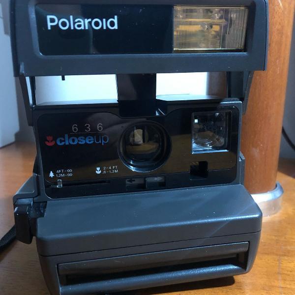 câmera polaroid - relíquia!