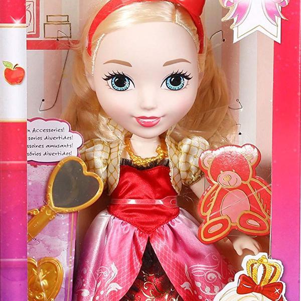 ever after high princess friend madeline hatter doll mattel