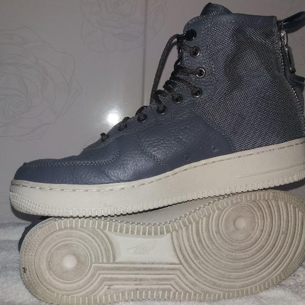 tênis nike sf air force 1 mid