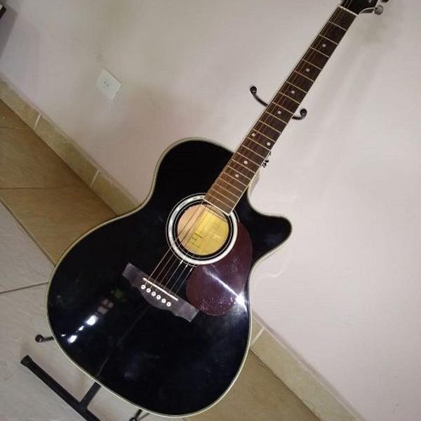 violão di giorgio - ano 2012 - modelo iron bj