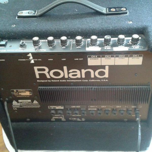 Amplificador de Som StereoRoland