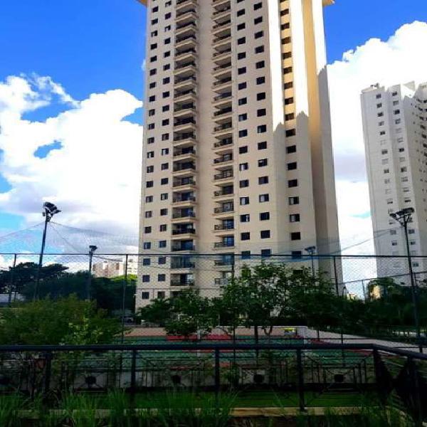 Apartamento 67 m2 AU - 3 dormitorios (1suite), sala, 2 vagas