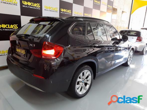 BMW X1 SDRIVE 18I 2.0 16V 4X2 AUT. PRETO 2012 2.0 GASOLINA