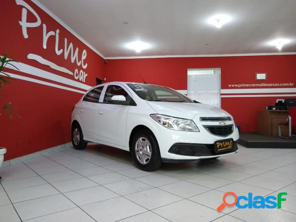 CHEVROLET ONIX HATCH LT 1.0 8V FLEXPOWER 5P MEC. BRANCO 2013