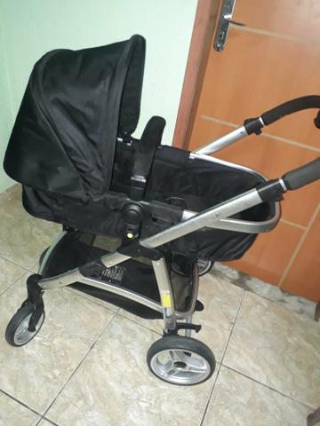 Carrinho de Bebê EPIC LITE 3 em 1