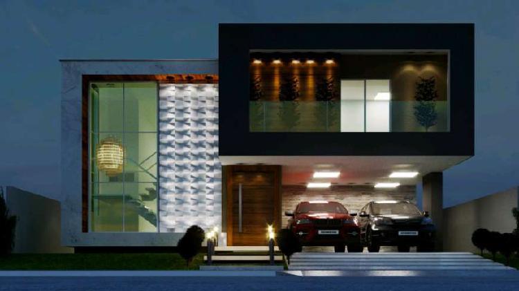 Duplex, alto padrão, 04 dorms sendo 03 suites c closet,