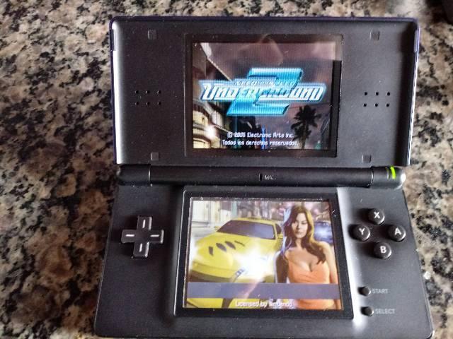 Nintendo DS Lite TOP mais 30 Jogos,Otimo game