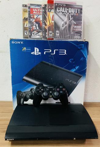 PlayStation 3 uma boa razão pra vocês