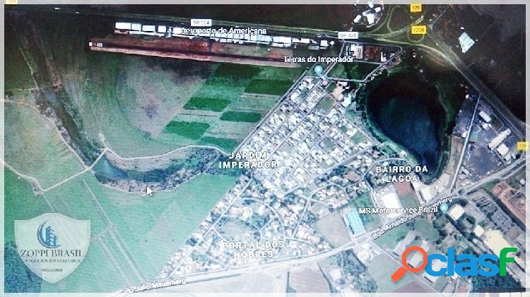 TE206 - Terreno Industrial à Venda em Nova Odessa SP, 2.500