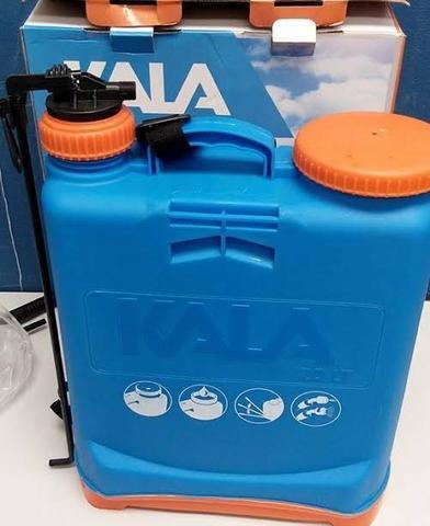 Vendo Bomba de Passar Veneno de 20 litros nova na caixa mais