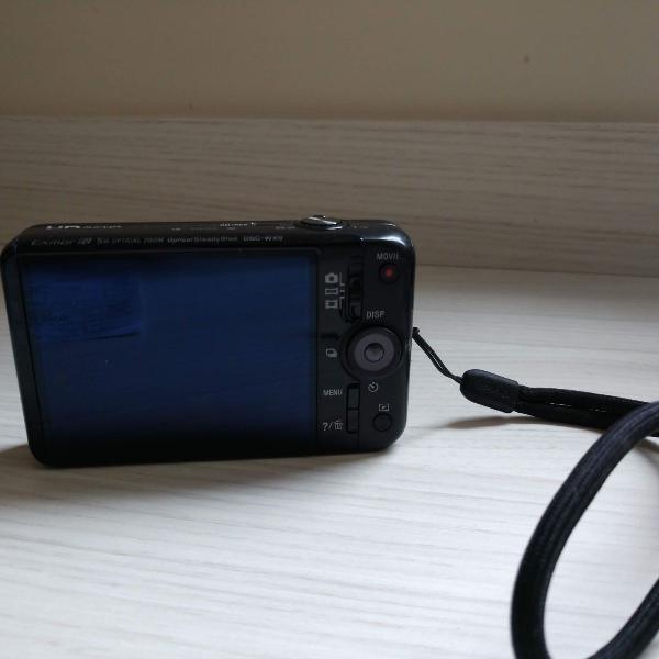 câmera sony cyber-shot dsc-wx9 16.2 mp
