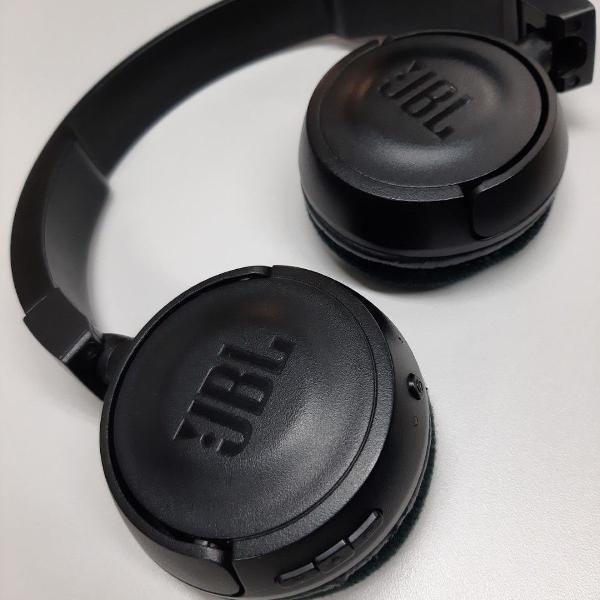 fone de ouvido sem fio - jbl t500bt bluetoth