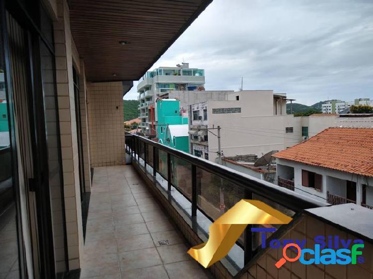 Ótimo apartamento de 3 quartos no Centro de Cabo Frio!!