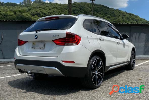BMW X1 XDRIVE 28I 2.0 TURBO 16V 4X4 AUT. BRANCO 2014 2.0